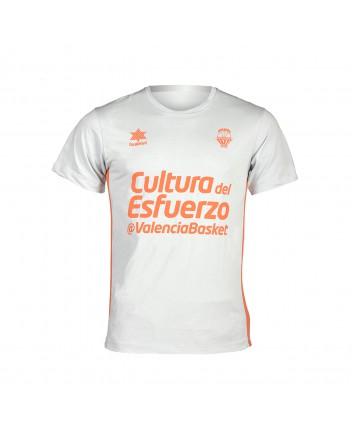 Camiseta gris Cultura del Esfuerzo